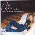 CELINE DION The First Time I Ever Saw Your Face SPAIN 1 Track Pr