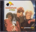 THOMPSON TWINS The Greatest Hits EU CD w/16 Tracks