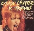 CYNDI LAUPER Cyndi Lauper & Friends BRAZIL LP Promo Compilation