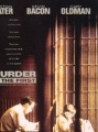 MURDER IN THE FIRST Original JAPAN Movie Program GARY OLDMAN CHRISTIAN SLATER
