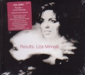 LIZA MINNELLI Results + Visual Results UK CD+DVD