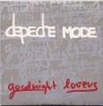 DEPECHE MODE Goodnight Lovers UK CD5 Promo Only