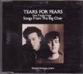 TEARS FOR FEARS Five Tracks From Songs From The Big Chair UK CD5