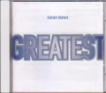 DURAN DURAN Greatest EU CD+DVD