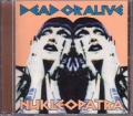DEAD OR ALIVE Nukleopatra USA CD w/15 Tracks
