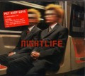 PET SHOP BOYS Nightlife EU CD Ltd.Edition