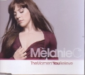 MELANIE C Moment You Believe GERMANY CD5