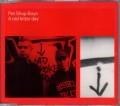 PET SHOP BOYS A Red Letter Day HOLLAND CD5