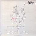 BEATLES Free As A Bird UK 7