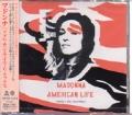 MADONNA American Life JAPAN CD5 w/6 Tracks