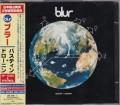 BLUR Bustin' + Dronin' JAPAN 2CD