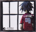 GORILLAZ Feel Good Inc EU CD5 w/2 Tracks