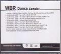 V.A. WBR Dance Sampler USA CD5 Promo Only