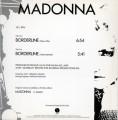MADONNA Borderline USA 12