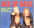 ACE OF BASE Don't Turn Around GERMANY CD5 w/The Aswad Mix