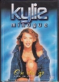 KYLIE MINOGUE On The Go Live In Japan BRAZIL DVD