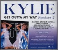KYLIE MINOGUE Get Outta My Way USA CD5 Promo Only w/5 Mixes