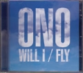 YOKO ONO Will I/Fly USA CD5 w/5 Tracks