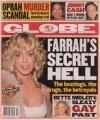 FARRAH FAWCETT Globe (10/31/2000) USA Magazine