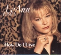 LEANN RIMES How Do I Live USA CD5