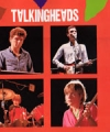 TALKING HEADS 1981 JAPAN Tour Program