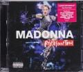 MADONNA Rebel Heart Tour USA 2CD