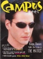 KEANU REEVES Campus Reel (3/99) USA Magazine