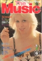 THE RUNAWAYS The Music (6/77) JAPAN Magazine