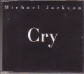 MICHAEL JACKSON Cry AUSTRIA CD5 Promo w/1-Trk
