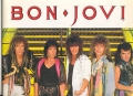 BON JOVI 1987 JAPAN Tour Program