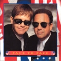 ELTON JOHN/BILLY JOEL 1998 Face To Face World Tour JAPAN Tour Program