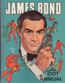 JAMES BOND 007 James Bond Annual UK Book