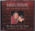 BARBRA STREISAND w/MICHAEL CRAWFORD The Music Of The Night UK CD5