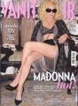 MADONNA Vanity Fair (4/29/09) ITALY Magazine