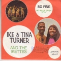 IKE & TINA TURNER with THE IKETTES So Fine SPAIN 7