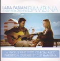 LARA FABIAN Bambina EU CD5 w/2 Tracks
