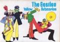 BEATLES Yellow Submarine JAPAN Movie Program 1984