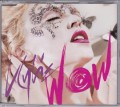 KYLIE MINOGUE Wow AUSTRALIA CD5 w/4 Tracks