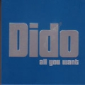 DIDO All You Want UK CD3 w/Live Track
