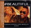 MARIAH CAREY & MIGUEL Beautiful Remix CHINA CD5