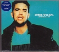 ROBBIE WILLIAMS Old Before I Die UK CD5 w/3 Tracks