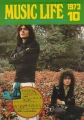 T.REX Music Life (10/73) JAPAN Magazine