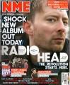 RADIOHEAD NME (10/13/07) UK Magazine