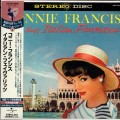 CONNIE FRANCIS Sings Italian Favorites JAPAN CD w/Paper Sleeve