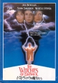 CHER The Witches Of Eastwick JAPAN Movie Program