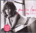 JENNIFER LOPEZ Baby I Love U! UK CD5 w/Video