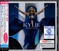 KYLIE MINOGUE Aphrodite JAPAN CD w/Bonus Track