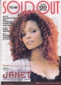 JANET JACKSON To Be Sold Out (12/98) JAPAN Magazine
