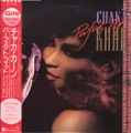 CHAKA KHAN Perfect Fit JAPAN 12
