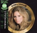 BARBRA STREISAND Golden Grand Prix 20 JAPAN LP